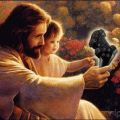 Portrait de Jesus Christ