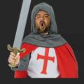 Portrait de le roi burgonde
