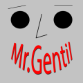 Portrait de Mr.Gentil