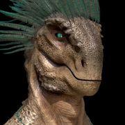 Portrait de Quetzalcoalt