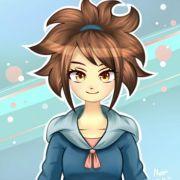 Portrait de Nadehiko