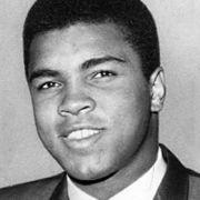 Portrait de Muhammad Ali