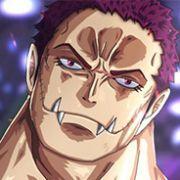 Portrait de Katakuri au lait