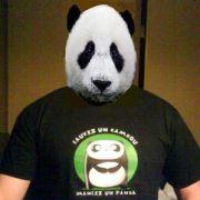 Portrait de Pandaman