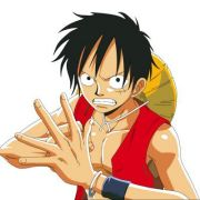 Portrait de Luffy